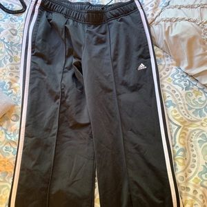Addidas track suit pants
